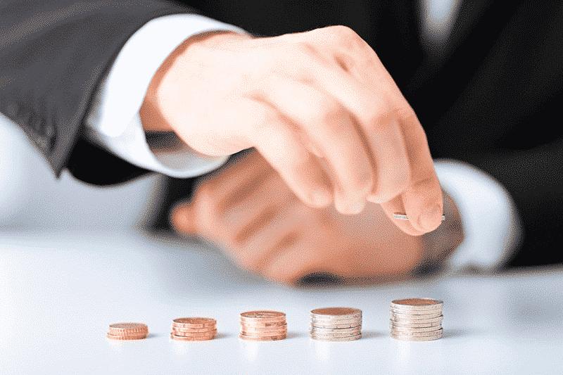 Investeringsfond illustration