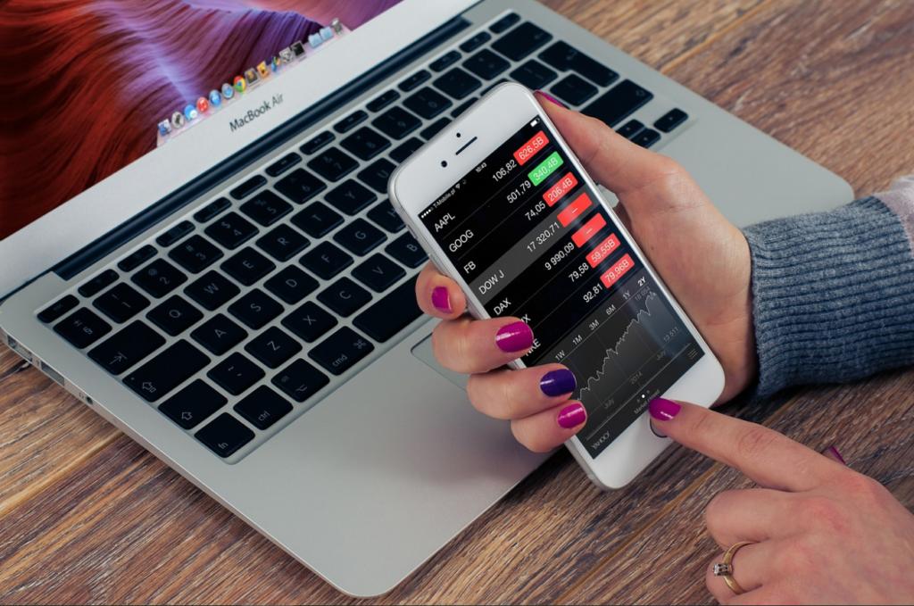 Investerings app