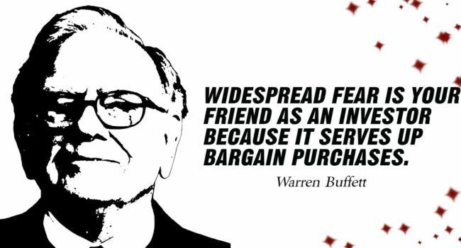 Derfor køber Warren Buffett ikke aktier