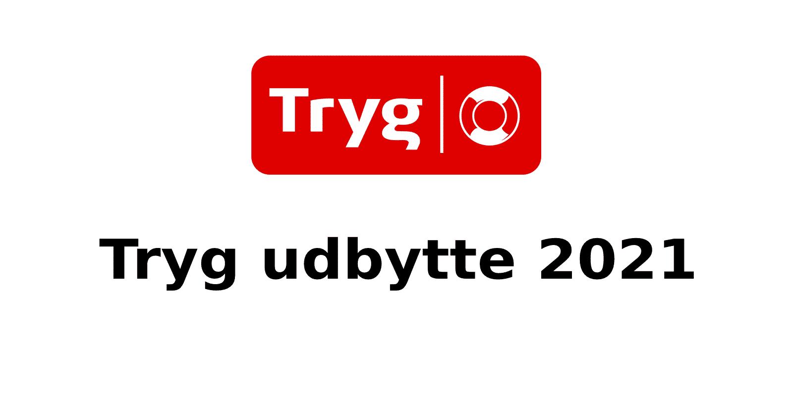 Tryg udbytte 2021
