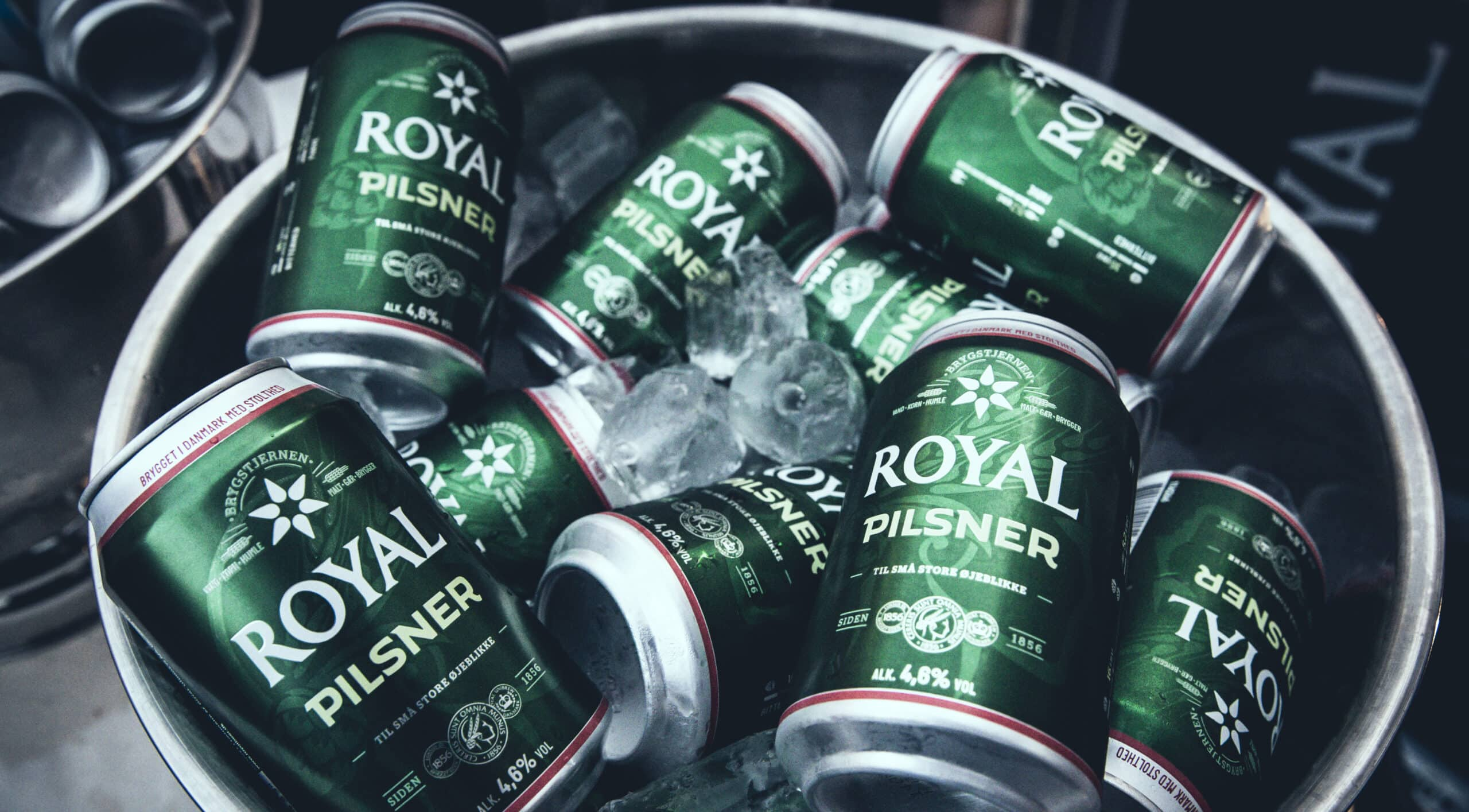 Royal Unibrew Pilsner