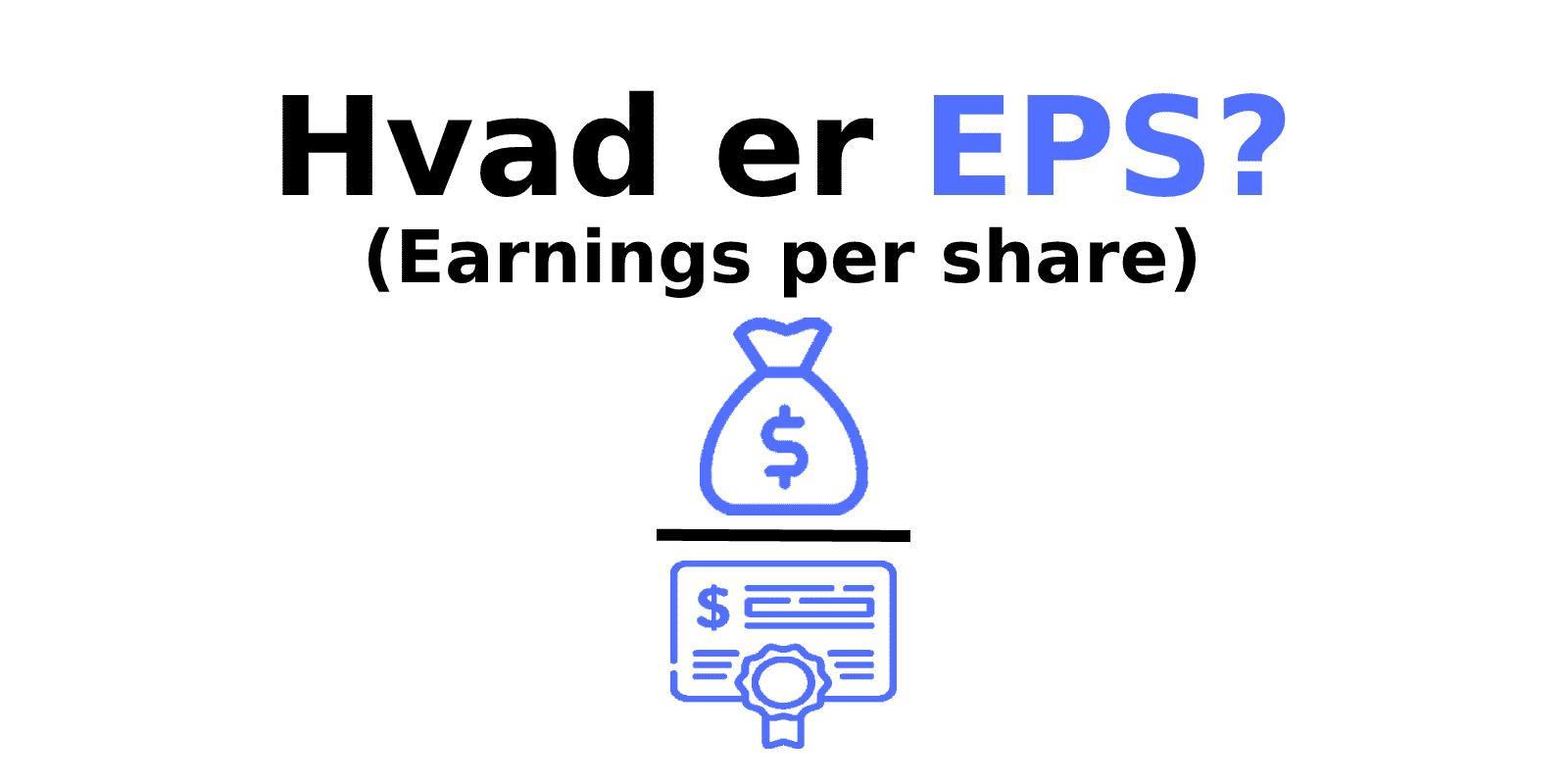 Hvad er EPS?