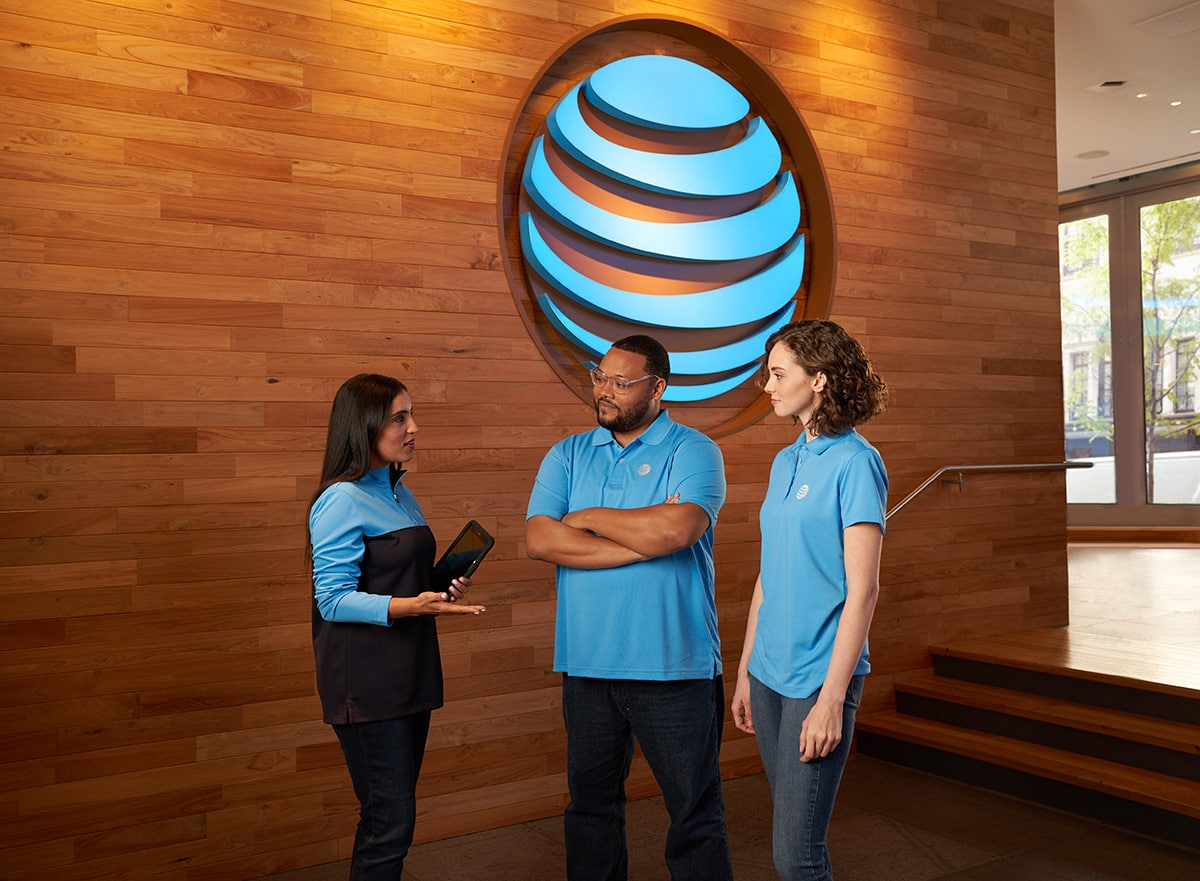 AT&T udbytte