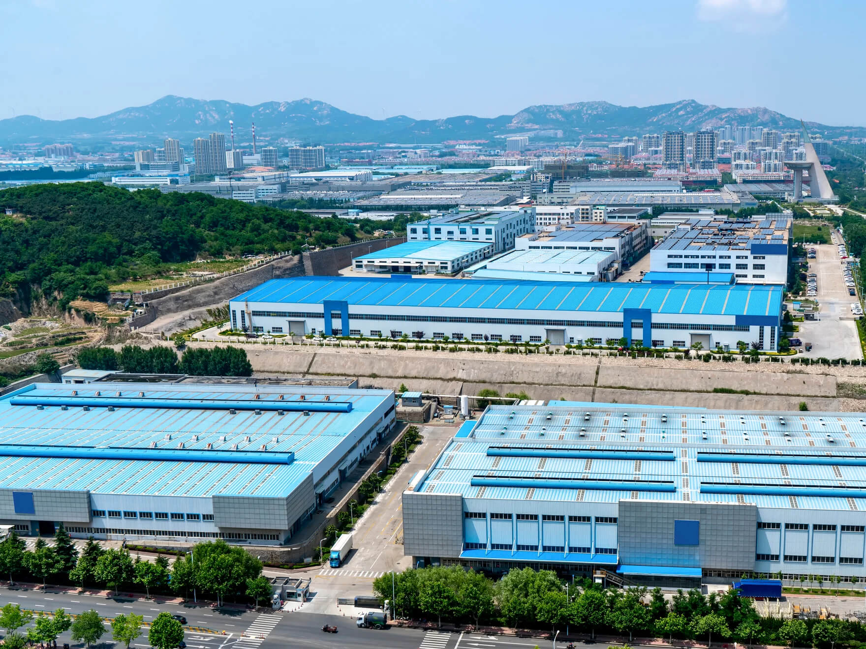 STAG Industrial hovedkontor